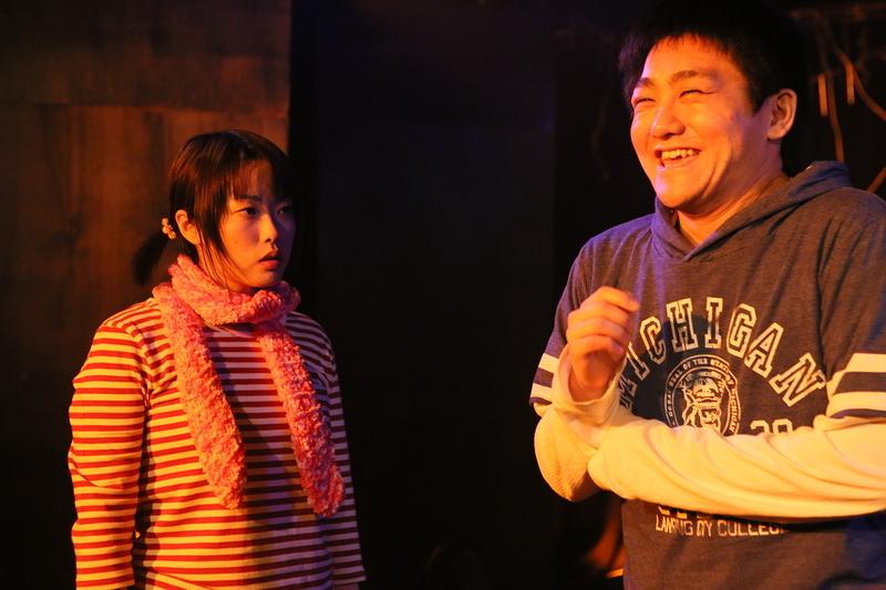 迷子のユピカ舞台写真1