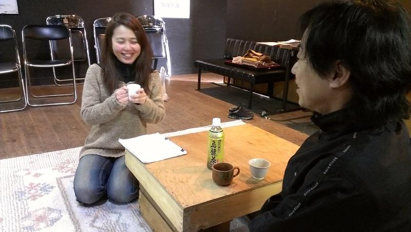 出演者:肉戸恵美さん(劇団未来)