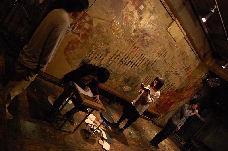 京都プレ公演「名づけえぬもの、断片的な記憶」