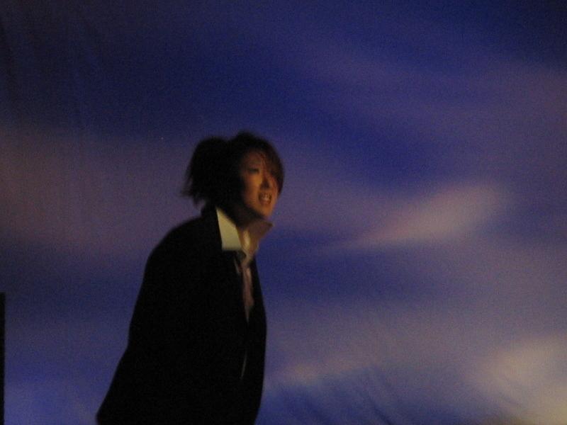 2006年5月『桜吹雪の…』