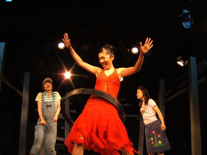 2006年10月『海峡を越えた女』