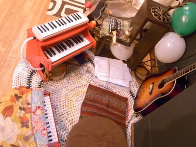 《使用楽器》