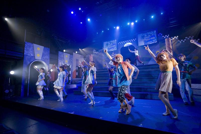 舞台『宇宙家族ヤマザキ』@吉祥寺シアター3