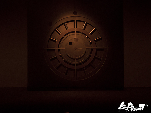 「THE BANK」舞台セット