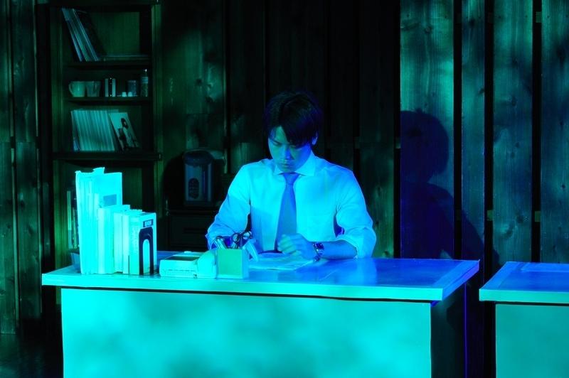 「Teacher's Room」公演写真