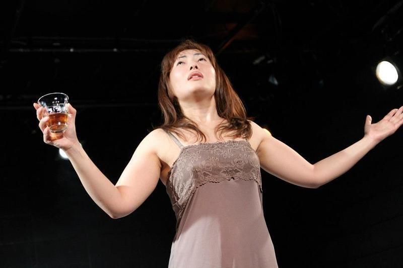 「楽屋~流れ去るものはやがてなつかしき~」公演写真(チームL)