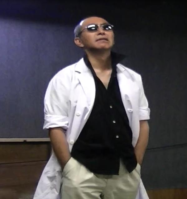 2013年8月公演「こどもの一生」稽古風景3