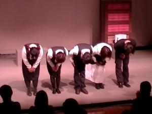 第11回公演『僕から君へ』舞台写真