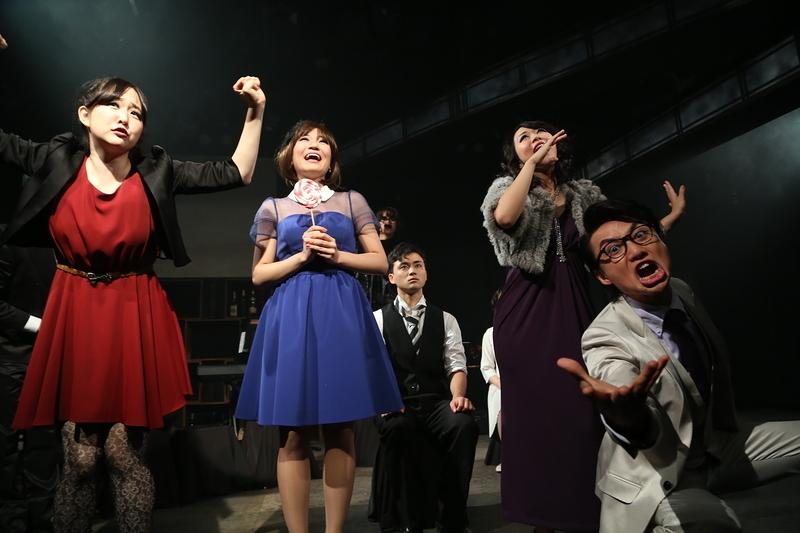 『キートン!』ゲネプロ舞台写真3