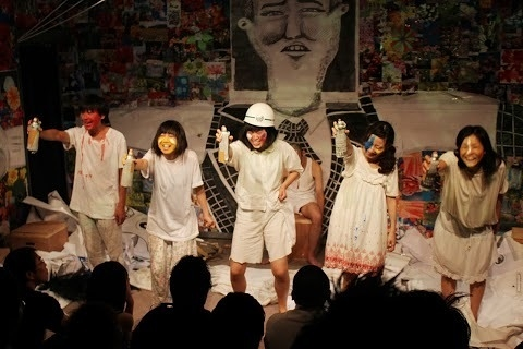 第二回本公演「花と盲目。」