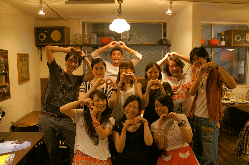 ☆2013年8月8日チームホッシーナ発足会☆