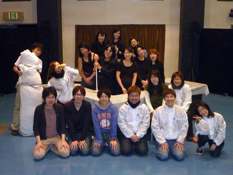 カレー屋の女 2012 色麻公演