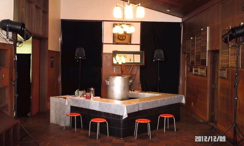 カレー屋の女 2012 塩竈公演