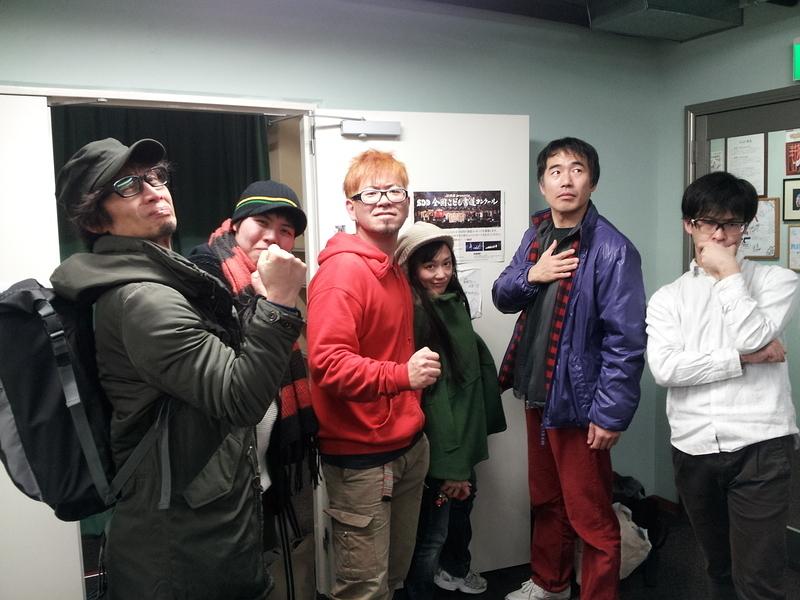 協走組曲 大阪