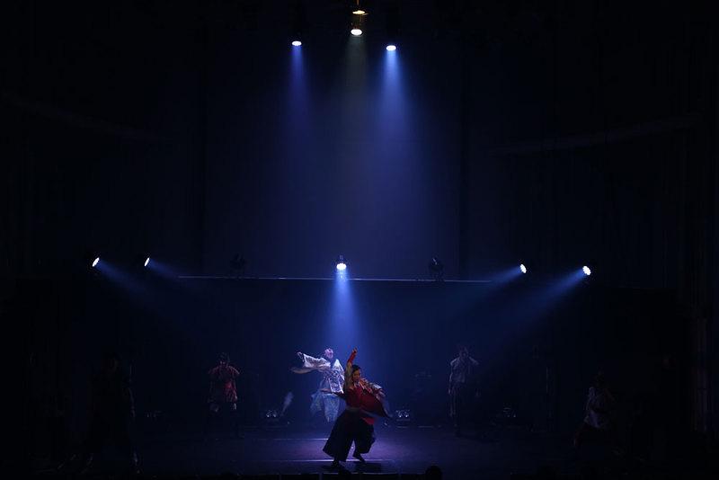 反逆舞台写真11