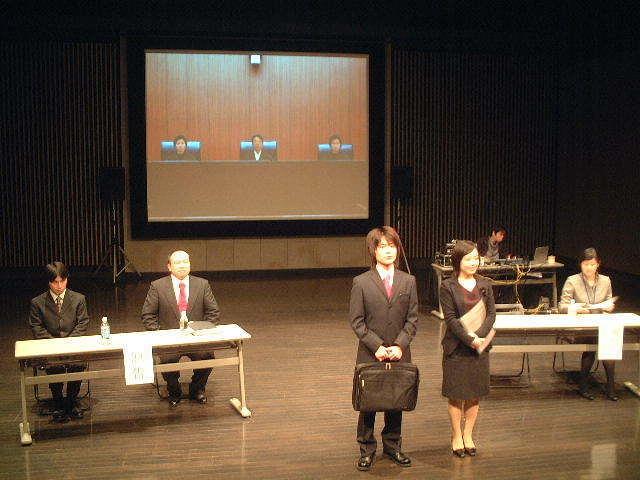 「大陪審」北九州公演