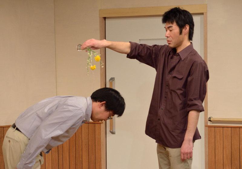 「心の中、翼ひろげて」 舞台写真01