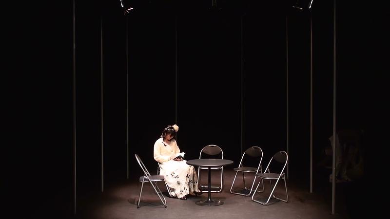 第十一回公演『Crazy Talk Floor another memory』のワンシーン