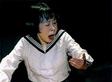 「朝ちゃん」舞台写真