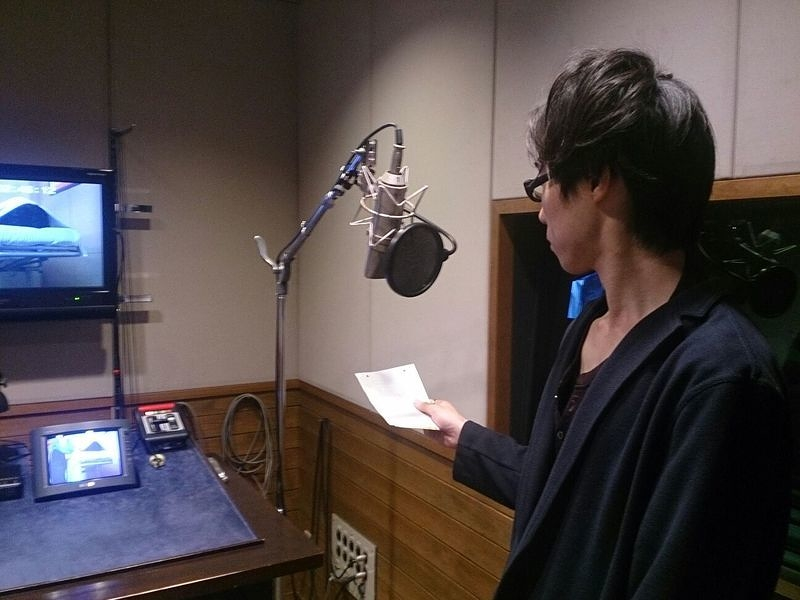 劇団員渋谷和喜アフレコ記念2