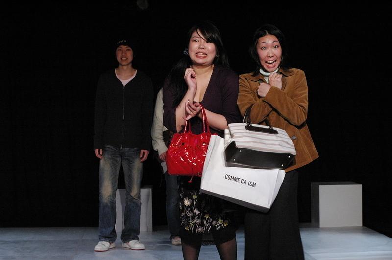 「ボクラノココロガキエタヒ」舞台写真2