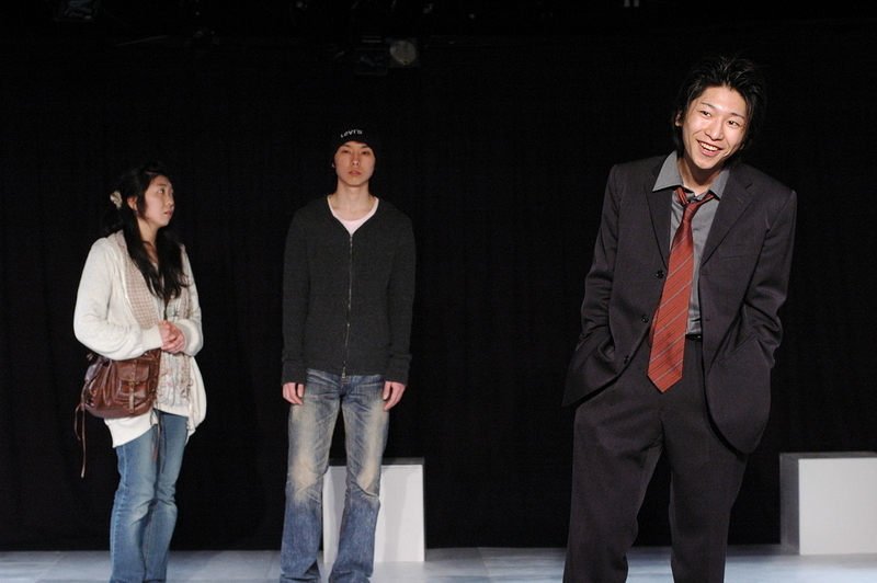 「ボクラノココロガキエタヒ」舞台写真3