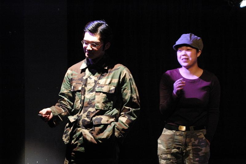 「ボクラノココロガキエタヒ」舞台写真5