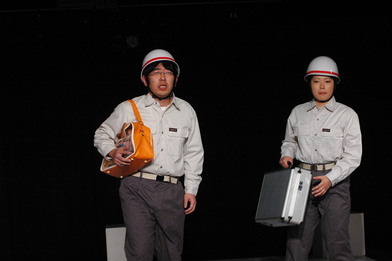「ボクラノココロガキエタヒ」舞台写真8