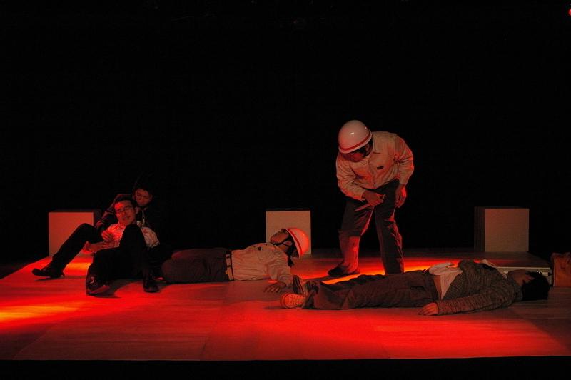 「ボクラノココロガキエタヒ」舞台写真9