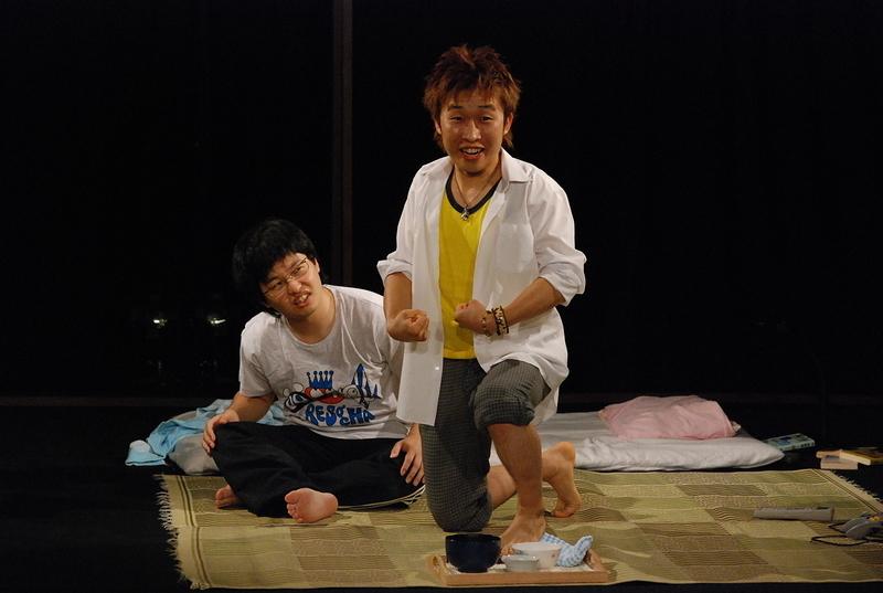 「バッド・ハレルヤ・エンド」舞台写真2
