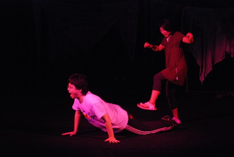 「バッド・ハレルヤ・エンド」舞台写真3