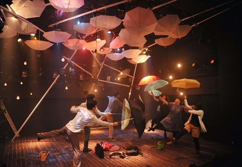 うさぎストライプも演劇展『おやすみおかえり』