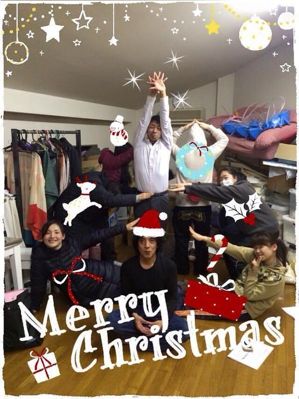 メリークリスマス稽古!