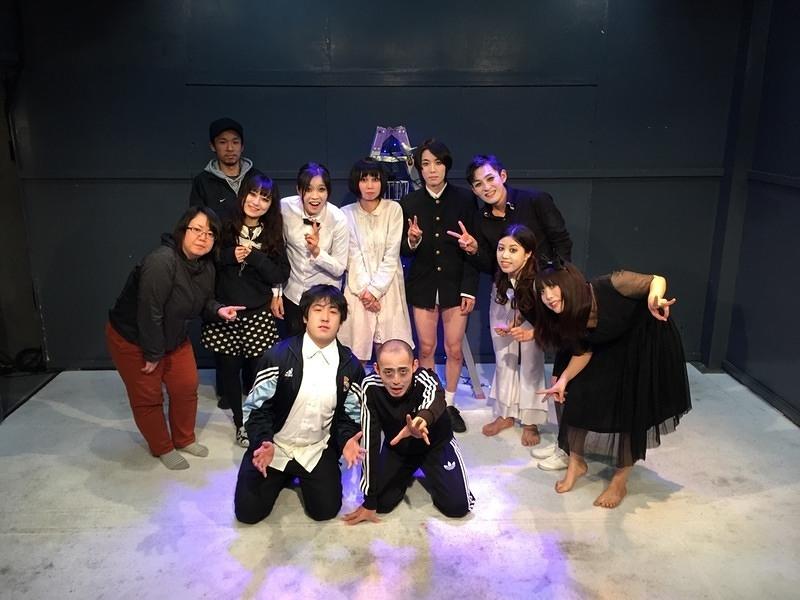 第四回公演『サヨちゃんとウヨくん、愛の所在地。』