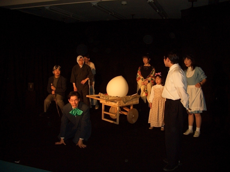 卵の中の白雪姫