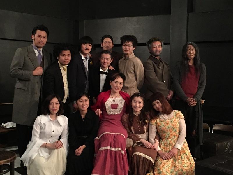 新人公演『桜の園』