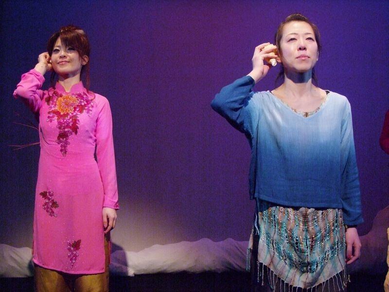 2008年「深海魚たちの夜想曲」公演写真