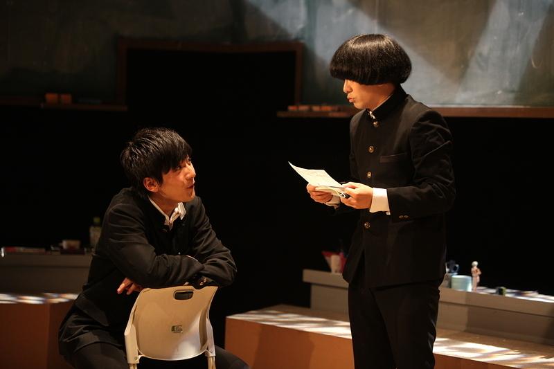 第6回公演「ト音」藤と秋生