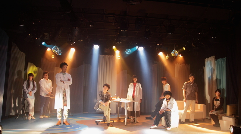 第7回公演「トランスイマー」OP