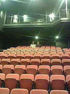 劇場見学1