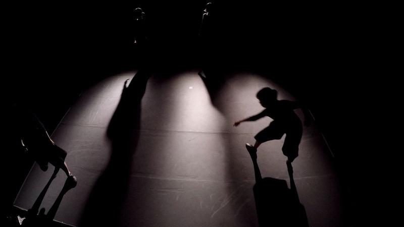 超絶ヒーロー コンテンポラリーダンス