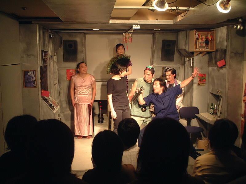 劇団衛星のコックピット・コンセプト2