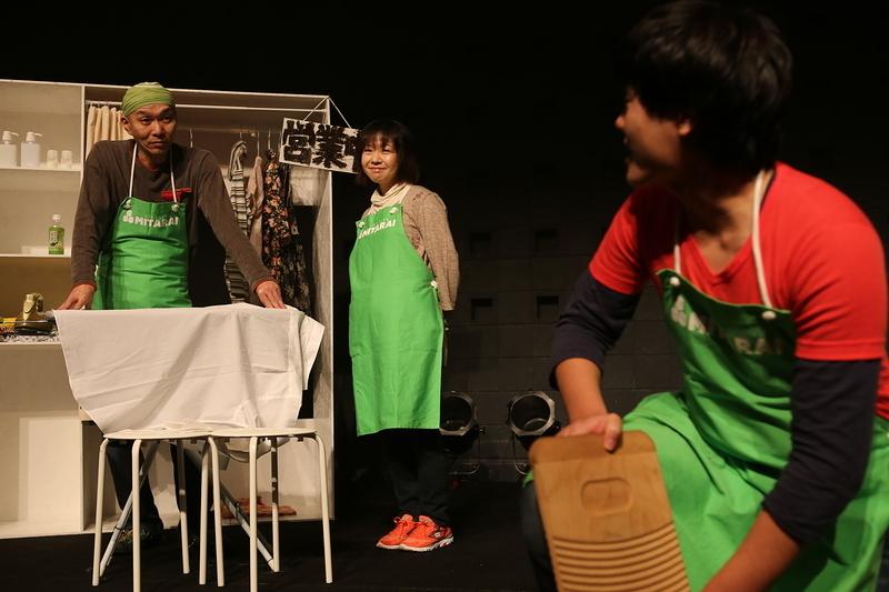 『アラウンダワールド』舞台写真9