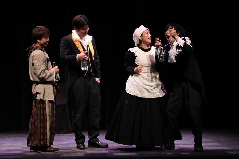 劇団アトリエ第13回公演 名作劇場4『再編・十二夜』