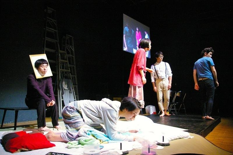 『非在』(2014)舞台写真