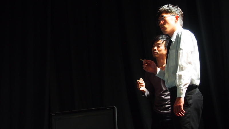ドキドキぼーいず#06Re: 「じゅんすいなカタチ」@アトリエ劇研