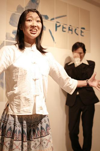 やってきましたアホンダラァ 大阪公演の一幕2