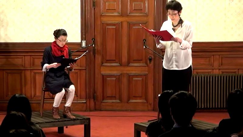 朗読公演『龍船事件』