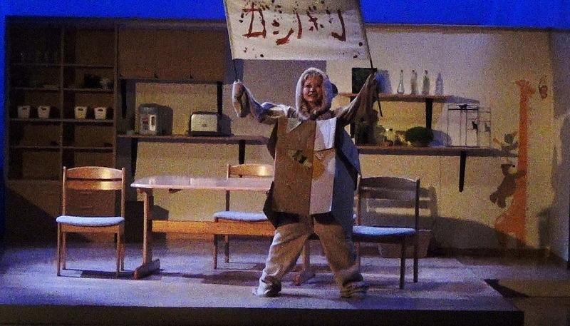 チャンピオンたちの朝食岩手公演舞台写真