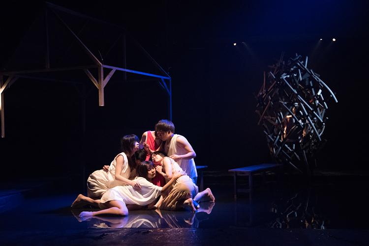 劇団アトリエ第20回公演『蓑虫の動悸』